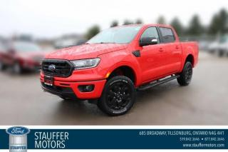 New 2020 Ford Ranger LARIAT for sale in Tillsonburg, ON