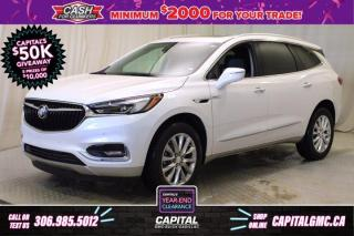 New 2021 Buick Enclave Premium AWD for sale in Regina, SK