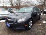 Photo of Black 2014 Chevrolet Cruze