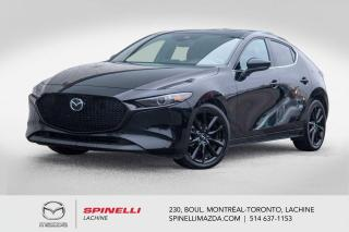 Used 2020 Mazda MAZDA3 Sport GT GPS Cuir Apple car play Androit Auto Toit Mazda 3 Sport GT 2020 for sale in Lachine, QC