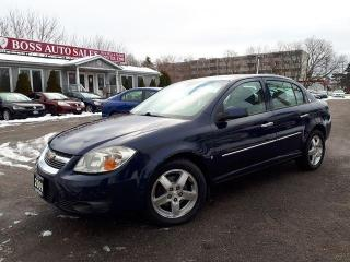 Used 2009 Chevrolet Cobalt LT for sale in Oshawa, ON