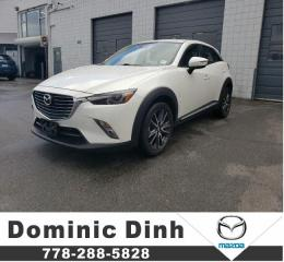 Used 2018 Mazda CX-3 GT AWD for sale in Richmond, BC