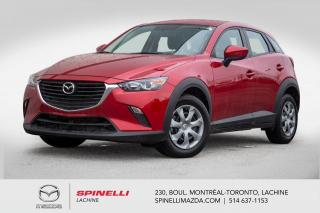 Used 2017 Mazda CX-3 GX Auto Camera de Recule Bluetooth Mazda CX-3 GX 2017 for sale in Lachine, QC