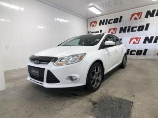 Used 2014 Ford Focus SE TRÈS PROPRE!! for sale in La Sarre, QC