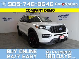 Used 2020 Ford Explorer ST STREET PACK | PREMIUM TECH PKG | PANO ROOF for sale in Brantford, ON