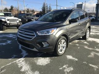 Used 2018 Ford Escape SEL 4X4 for sale in Sherbrooke, QC