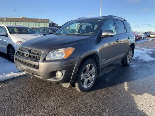 Used 2011 Toyota RAV4 * 4WD * SPORT * MAGS * TOIT OUVRANT * 54 400 KMS * for sale in Mirabel, QC