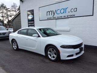 Used 2019 Dodge Charger SXT HEATED SEATS, ALLOYS, BACKUP CAM for sale in Kingston, ON
