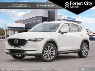 New 2021 Mazda CX-5 GT for sale in London, ON