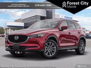 New 2021 Mazda CX-5 Signature for sale in London, ON