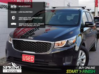 Used 2017 Kia Sedona LX NO ACCIDENTS, LOW KM'S, WELL MAINTAINED, 2 SETS OF KEYS for sale in Cranbrook, BC