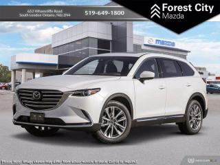 New 2021 Mazda CX-9 GT for sale in London, ON