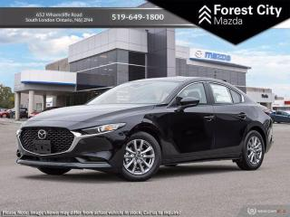 New 2021 Mazda MAZDA3 GS for sale in London, ON