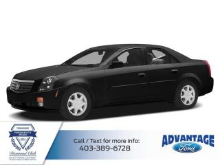 Used 2007 Cadillac CTS for sale in Calgary, AB