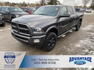 Used 2016 RAM 3500 Laramie for sale in Calgary, AB