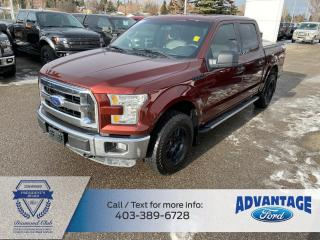 Used 2015 Ford F-150 XLT Trailer Tow Package, 2.7L Ecoboost for sale in Calgary, AB