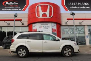 Used 2012 Dodge Journey SXT - SELF CERTIFY - for sale in Sudbury, ON