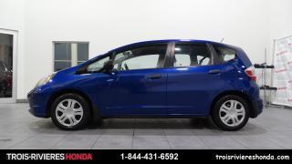 Used 2009 Honda Fit DX + MANUELLE + LECTEUR CD ! for sale in Trois-Rivières, QC