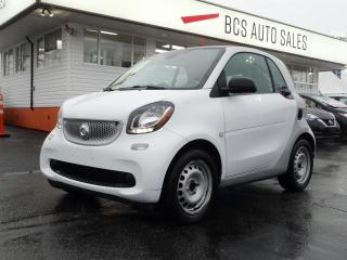 Used 2016 Smart fortwo Navigation, Heated Leatherette Interior, Bluetooth for sale in Vancouver, BC