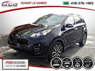 Used 2018 Kia Sportage EX PREMIUM* CUIR* TOIT PANO* VOLANT ET S for sale in Québec, QC