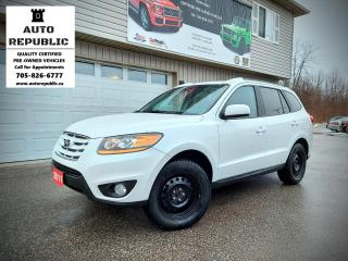 Used 2011 Hyundai Santa Fe GL Premium for sale in Orillia, ON
