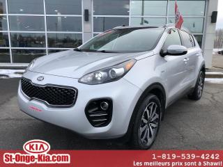 Used 2017 Kia Sportage EX Taux certifié KIA à partir de 2.79% j for sale in Shawinigan, QC