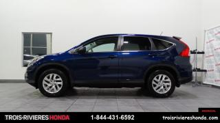 Used 2016 Honda CR-V SE + AWD + BLUETOOTH + CAMERA DE RECUL ! for sale in Trois-Rivières, QC