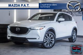 Used 2019 Mazda CX-5 AWD,AUTO,2.5 TURBO,TOIT OUVRANT,GPS,CAMÉRA,BOSE for sale in Montréal, QC