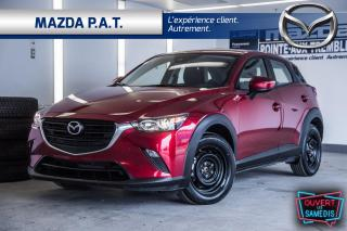 Used 2019 Mazda CX-3 AWD,AUTOMATIQUE,CAMÉRA DE RECUL,BLUETOOTH,DÉMO for sale in Montréal, QC