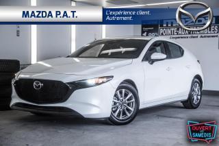 Used 2019 Mazda MAZDA3 Sport AUTOMATIQUE,CAMÉRA DE RECUL,BLUETOOTH,DÉMO for sale in Montréal, QC