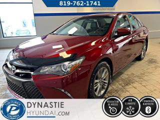Used 2016 Toyota Camry SE for sale in Rouyn-Noranda, QC