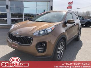Used 2018 Kia Sportage EX AWD for sale in Shawinigan, QC