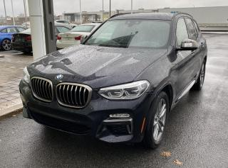 Used 2019 BMW X3 M40i Sports Activity Vehicle for sale in Dorval, QC