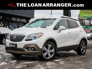 Used 2014 Buick Encore for sale in Barrie, ON