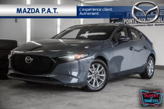 Used 2019 Mazda MAZDA3 Sport AUTOMATIQUE,CAMÉRA DE RECUL,BLUETOOTH,TOIT OUVRANT for sale in Montréal, QC
