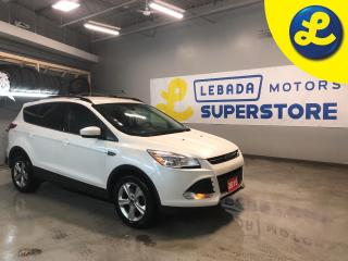 Used 2015 Ford Escape SE AWD * Navigation * Back Up Camera *  Heated Cloth Seats * MicroSoft Sync * Power Driver Seat * 6 Speed Automatic *  Cruise Control * for sale in Cambridge, ON