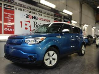 Used 2016 Kia Soul EV SOUL EV GPS NAVIGATION CAMÉRA SEUL 50000KM for sale in Blainville, QC