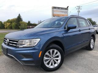 Used 2019 Volkswagen Tiguan 2019 Volkswagen Tiguan Trendline AWD WITH Heated Seats, BACKUPCAM, BLUETOOTH, ALLOY WHEELS, PWR WIN for sale in Kemptville, ON