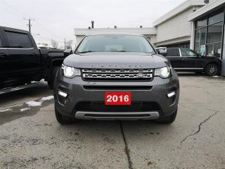 Used 2016 Land Rover Discovery Sport HSE - Navigation - Panoramic Roof - Blind Spot - Lane Keep - No Accidents for sale in North York, ON
