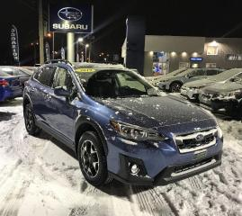 Used 2019 Subaru XV Crosstrek Tourisme CVT for sale in Victoriaville, QC