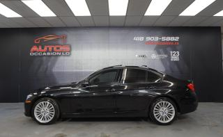Used 2015 BMW 3 Series 320i xDrive AWD LUXURY PKG + CUIR TOIT 73 140 KM for sale in Lévis, QC