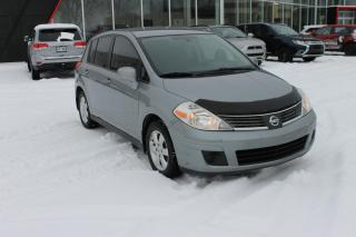 Used 2009 Nissan Versa 5dr HB I4 CVT 1.8 SL -Ltd Avail- for sale in Boucherville, QC
