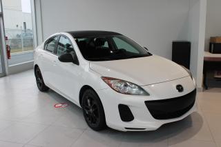Used 2012 Mazda MAZDA3 4dr Sdn Man GX for sale in Boucherville, QC