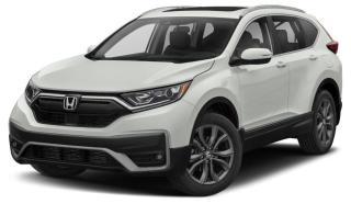 New 2021 Honda CR-V Sport for sale in Vancouver, BC
