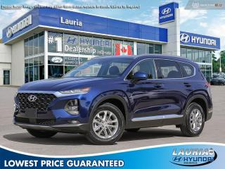 New 2020 Hyundai Santa Fe 2.4L FWD Essential for sale in Port Hope, ON