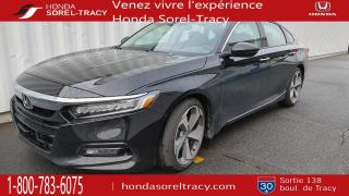 Used 2018 Honda Accord Touring for sale in Sorel-Tracy, QC