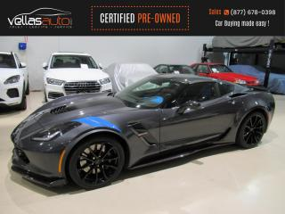 Used 2017 Chevrolet Corvette Grand Sport GRAND SPORT COLLECTOR EDITION for sale in Vaughan, ON