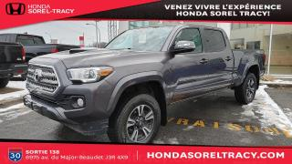 Used 2017 Toyota Tacoma TRD Sport for sale in Sorel-Tracy, QC
