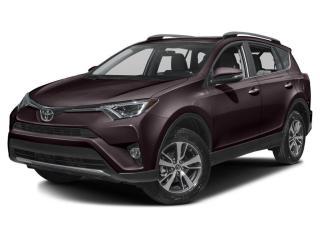 Used 2018 Toyota RAV4 LIMITED  for sale in Regina, SK