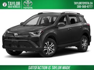 Used 2016 Toyota RAV4 LE for sale in Regina, SK